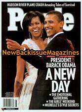 People 2/09,Barack Obama,Michelle Obama,February 2009,