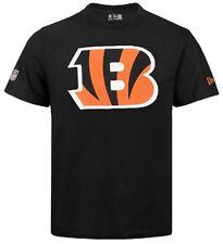 New Era Cincinnati Bengals Team NFL On Field Fan M L XL XXL Tee T Shirt T-Shirt
