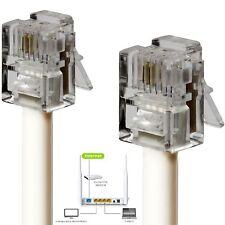 4Pin Telefono Internet a banda larga ci a noi Modem Router Cavo Di Prolunga Cavo UK