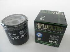 HIFLO FILTRO OLIO HF303 PER KAWASAKI VN1700 Vulcan Nomad (2009 2010 2011 2012)