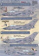 Print Scale Decals 1/48 PANAVIA GR Mk.I TORNADO Jet Fighter Part 2