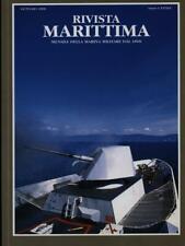 RIVISTA MARITTIMA GENNAIO 2006 ANNO CXXXIX  AA.VV. RIVISTA MARITTIMA 2006