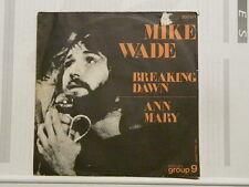 MIKE WADE Breaking dawn 200011