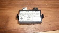 BMW E36 Z3 E34 E31 E39 E38 EWS Sende-Empfangsmodul 61358362337