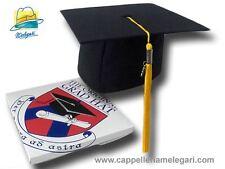 Chapeau de licence collège mortarboard The Original Grad Hat  jaune