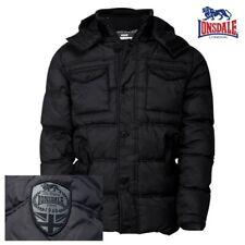 Lonsdale Men winterjacket darren señores invierno chaqueta chaqueta plumifero s hasta 3xl