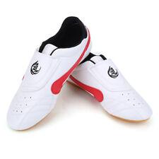 Children Men Pu Taekwondo Shoes Martial Arts Karate Training Athletic Shoes Bt