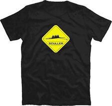 Rameur Crossing II sculler aviron kayak pagayer t-shirt s-xxxl
