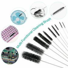 10Pcs/Kit Cleaner Bottle Tube Pipe Small Long Cleaning Brushes Nylon Straw Brush