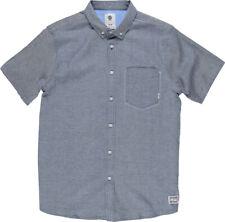 Element Greene Short Sleeve Shirt in Eclipse Navy