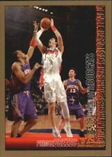 2005-06 Bowman Gold Basketball Card Pick
