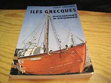 Yves GRIOSEL: Iles grecques et pêcheurs d'éponges ENVOI