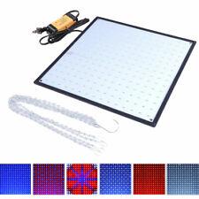 225 LED Grow Light Lamp Ultrathin Panel 45W AC85-265V Indoor Plant Veg Flower