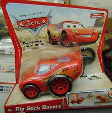 DISNEY CARS RIP STICK RACERS LIGHTNIG MCQUEEN 1ST EDITION *NEW*