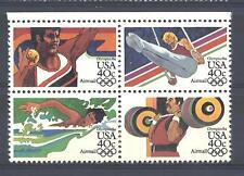 USA - 1983 - Olimpiadi di Los Angeles (1)