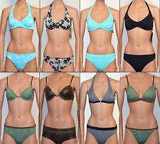 SCHIESSER Bügel-Biniki Triangel-Bikini Wende-Bikini Gr. 38-40-42-44 - M-L NEU