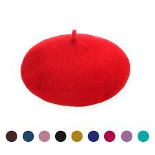 Enfants Filles Bailey Hat Dome Beret chapeau  béret mignon multicolore