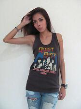 Quiet Riot Metal Health Tour'84 Women's T-Shirt Tank Top Graphic Tee S,M,L New