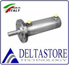 CILINDRO IDRAULICO DOPPIO EFFETTO 92x80x40x600 mm 10,6 Ton PISTONE SPACCALEGNA