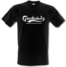 GLASTONBURY FESTIVAL Probably The Best Festival T-shirt in the World! S - XXL