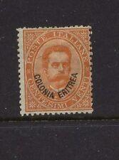 Eritrea   Italy Colony  5   Mint   catalog  $275.00