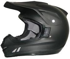 Crosshelm, Endurohelm Motorradhelm H610-MS, schwarz-matt Größen S-XL NEU