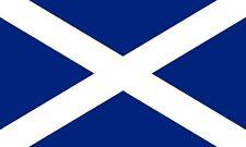 BANDIERA Scozzese Scozia Adesivo Autoadesivo