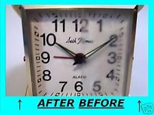 PLASTIC WATCH LENS CLOCK BEZEL SCRATCH REPAIR CLEANER
