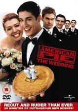 American Pie 3: The Wedding [DVD] [2003], in Good Condition, Jason Biggs|Alyson