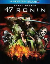 47 Ronin (Blu-ray + DVD + Digital HD with UltraViolet) 2014