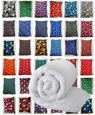 Cane GRANDE letto con piumino RIEMPIMENTO & copertura rimovibile con cerniera lavabile Pet Cuscino