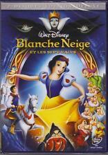 BLANCHE NEIGE ET LES SEPT NAINS : WALT DISNEY - 2 DVD -  SOUS BLISTER - neuf