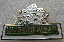 Pin's LUC SAINT ALBAN  #C1