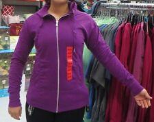 Champion Elite Purple Hoodie LS Full Zip Active Jacket Pockets S M L XL XXL