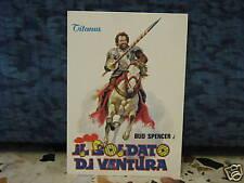 IL SOLDATO DI VENTURA -TITANUS-BUD SPENCER-ORIGINALE DELL'EPOCA 1976