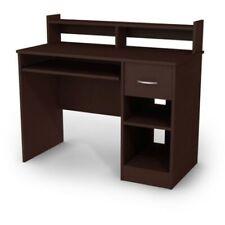Student Work Desk Office Furniture Wooden Sleek Modern Laptop Computer Table