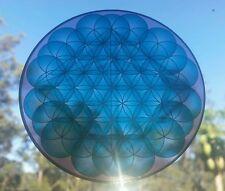 Fibonacci spiral sacred geometry Alien vinyl Sticker Golden logarithmic made