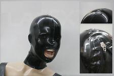 "----- LATEXTIL ----- Latexmaske ""MinViewBlack"" Mask Masque Maske Rubber -NEU-"