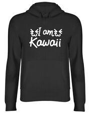 I am Kawaii Japanese Cuteness Mens Womens Ladies Unisex Hoodie