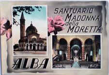 1969 ALBA Santuario della Madonna della Moretta -ediz.Cartoleria S.lle Marchisio