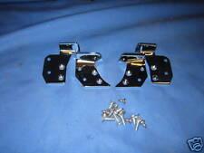 MG   NEW SET MGB ROADSTER  DOOR CAPPING CHROMES & SCREW KITS   ***OA8