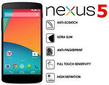 HD claro Protector de Pantalla Antirreflejo Mate cubierta Protector para LG Google Nexus 5