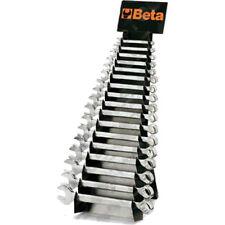 Set di chiavi combinate con supporto serie 17 pz e serie 25 pz - Beta