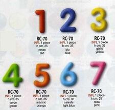 PVC Numeri Palloncino 35cm