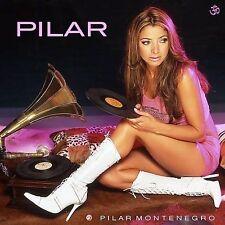 FREE US SHIP. on ANY 2+ CDs! ~Used,Good CD Montenegro, Pilar: Pilar