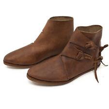 Mittelalter Schuhe Wikinger-Schuhe Herren u Damen Mittelalterschuhe Reenactment