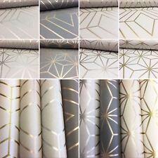 Pulse Diamond & Geometric Wallpaper Metallic Glitter Mix n Match Fine Decor