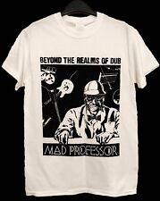 Mad Professor Reggae Dub Pro T-shirt Tee S,M,L,XL & 2XL