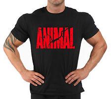 "T-Shirt Bodybuilding Fitness Palestra ""Animal 5"""