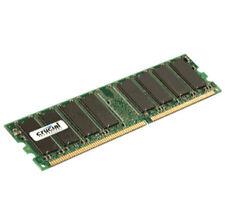 Crucial PC3200 1 GB DIMM 400 MHz DDR SDRAM Memory (CT12864Z40B)